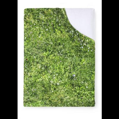 Spannbetttuch | Almweide - 180 x 200 cm