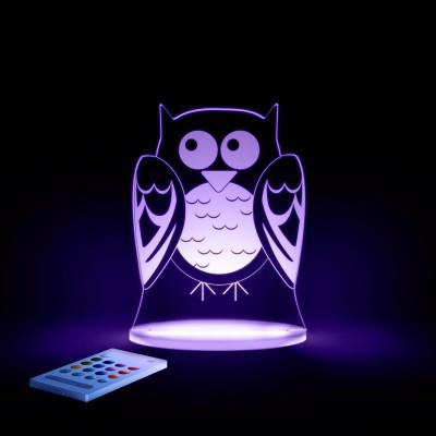 Owl Sleepylight