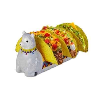 Taco-Halter aus Alpaka