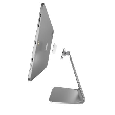 Magnetische iPad-Halterung aus Aluminium
