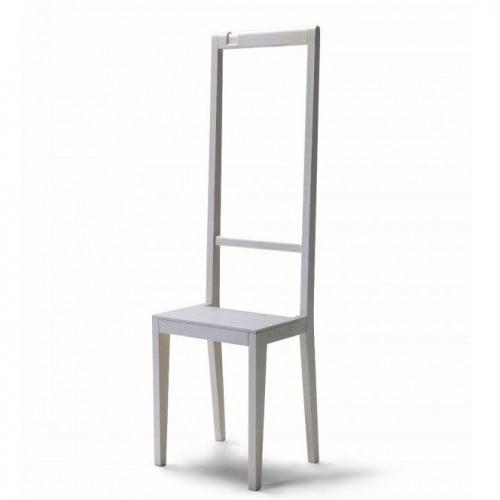 Stuhl Alfred | Weiß