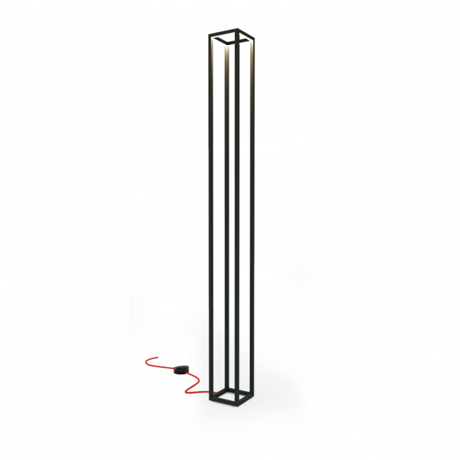 Leichter Filocubo | Schwarz
