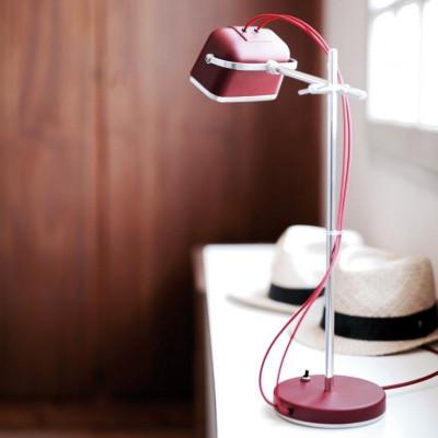 MOB Lamp | Mat Red