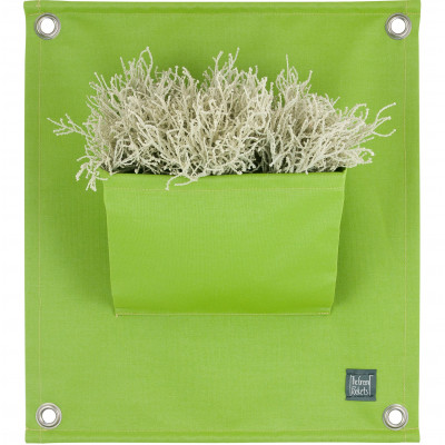Pflanztasche 'Green Pockets' AMMA | Grün