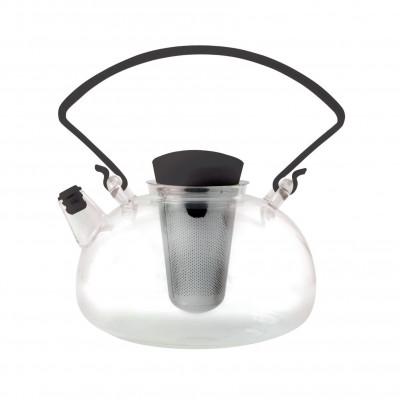 Teezubereiter Schwarz | 1000 ml
