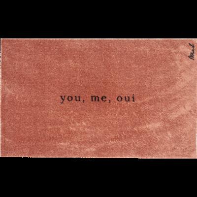 Fußmatte Amor Touch | 67 x 110 cm