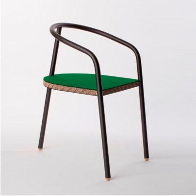 Stuhl | Eiche & Schwarz