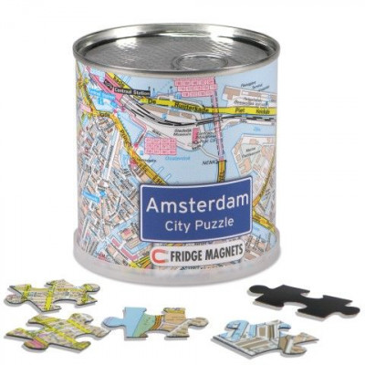 Magnetic Puzzle   Amsterdam
