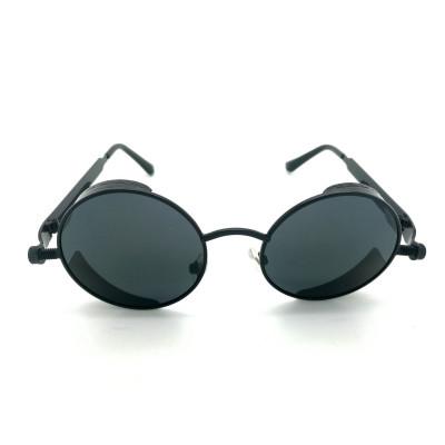 Sonnenbrille Amsterdam | Schwarz & Schwarz