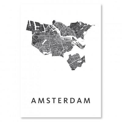 City Map Amsterdam