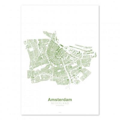 Amsterdam | White