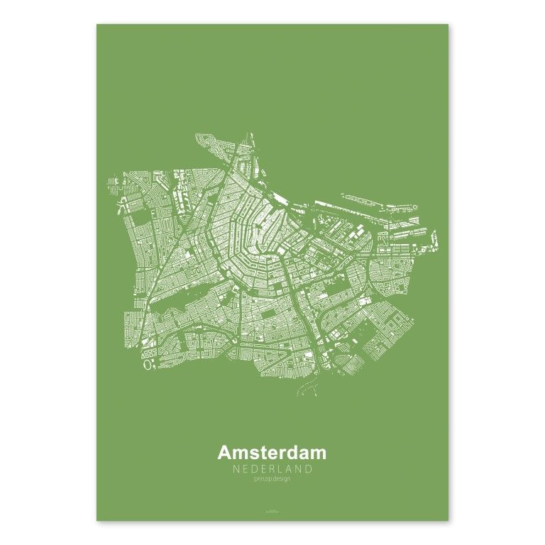 Amsterdam | Green
