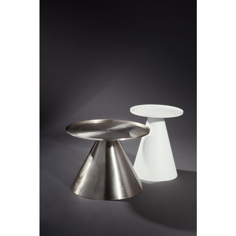 Side Table KOS | Silver