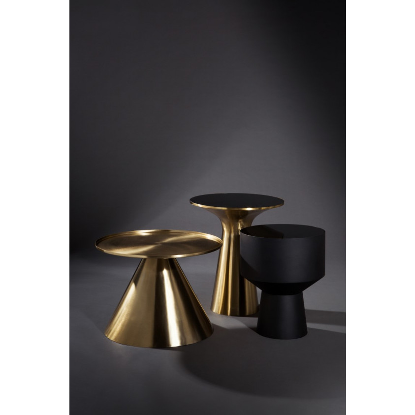 Side Table KOS   Gold