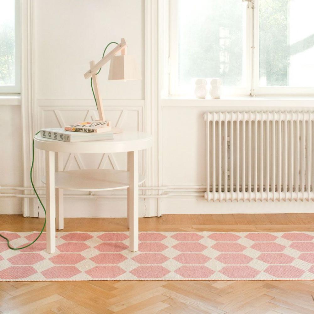 Anna Rug- Pink | Rectangular