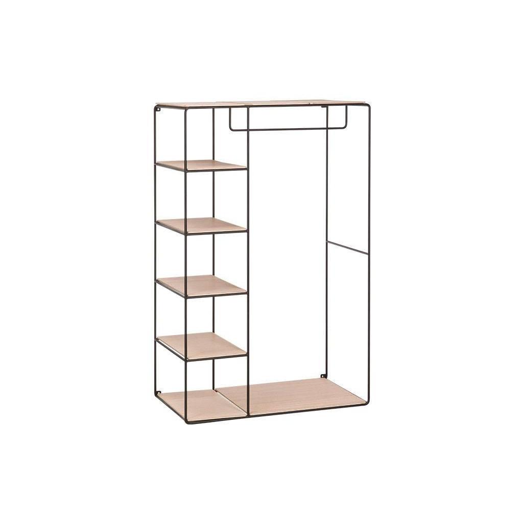 Anywhere Shelves Hanger | 1x2 4 Shelves