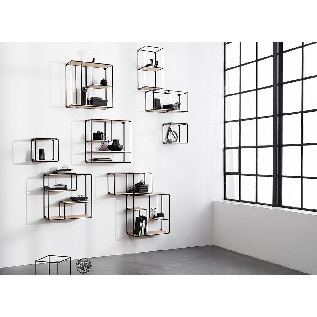 Anywhere Shelves | 2x2 5 Shelves B