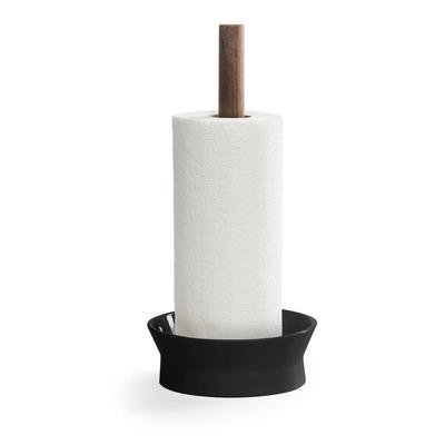 Küchenrollenhalter Angle | Schwarz