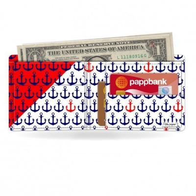 Klassische Brieftasche   Anker