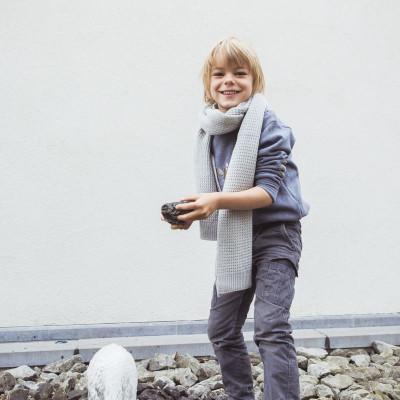 Garçon Sweater DENIM BLUE