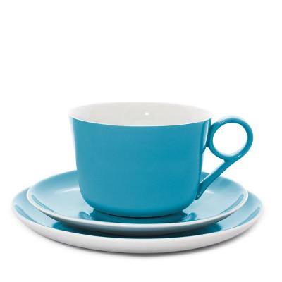 YOU Tea Set- Light Blue