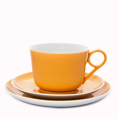 YOU Tea Set- Yellow