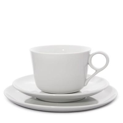 YOU Tea Set- White