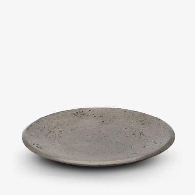 Teller Moon Dia. 30 cm | Grau