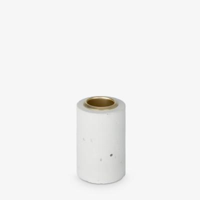 Kerzenhalter Tower 6x4 cm | Pastell Minze