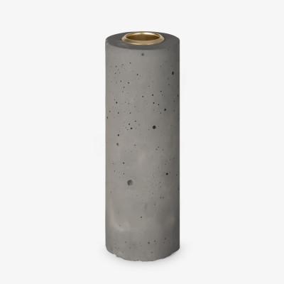 Kerzenhalter Tower 15x5 cm | Pastell Minze