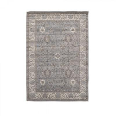 Antiqua Teppich | Grau