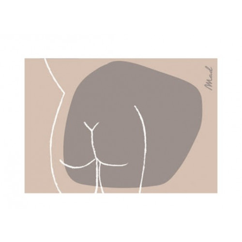 Badematte Anne Touch | 50 x 75 cm