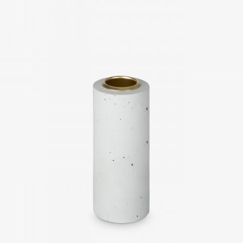 Kerzenhalter Tower 10x4 cm | Pastell Minze