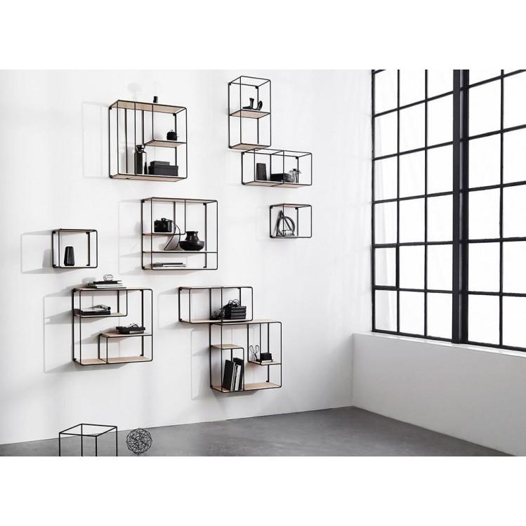Anywhere Shelves | 2x2 4 Shelves A