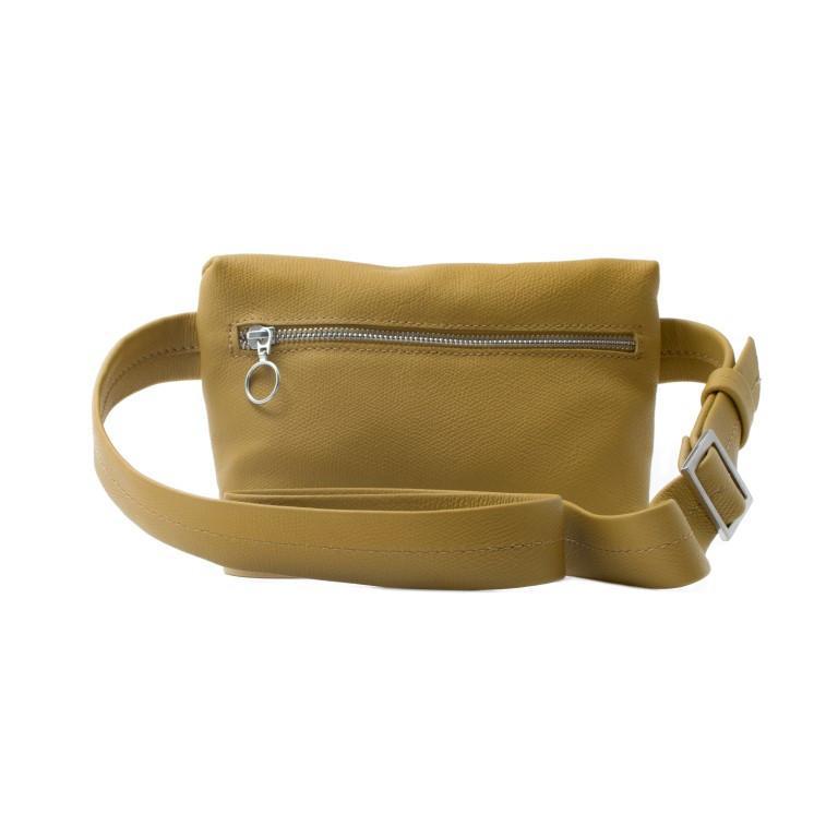 Unisex Leder-Handtasche & Cross Body Tasche Anny | Löwenzahn