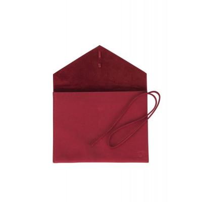 Garance iPad Clutch   Red