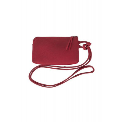 Holly Cross-body Bag   Red