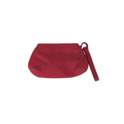 Audry Clutch   Red