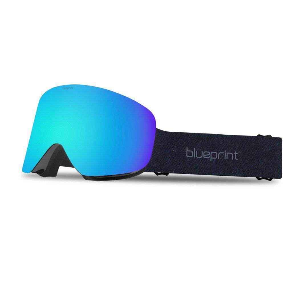 Skibrille BSG3.1 | Aqua X