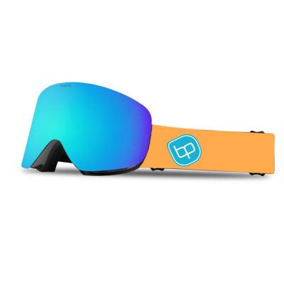 Skibrille BSG3.1 | Aqua Orange
