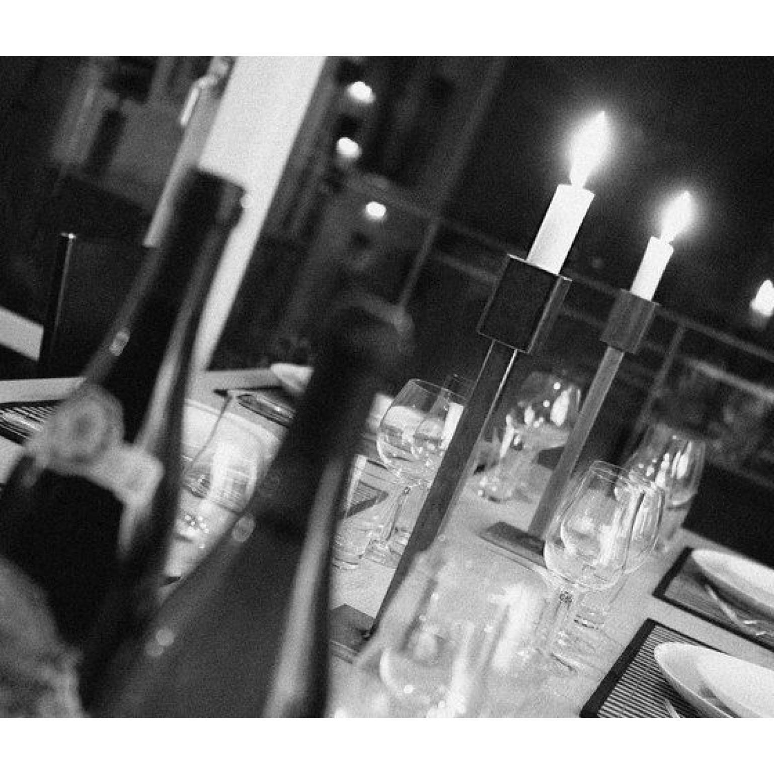 ART Tisch-Kerzenleuchter