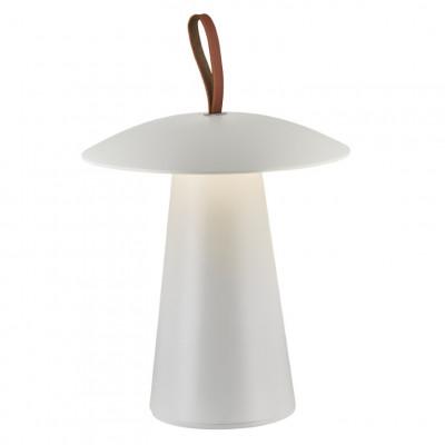 Tragbare Lampe Ara | Weiß
