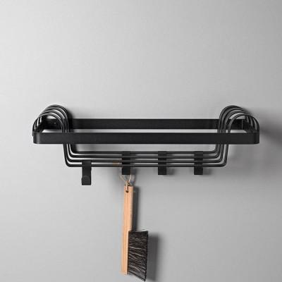 Arches Mini Coat Rack | Black