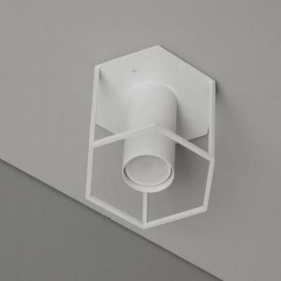 Deckenlampe Archi | Hex | Weiß