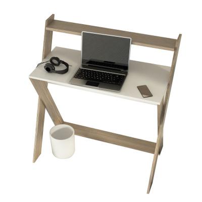 Schreibtisch Terra | Weiß-Cordoba