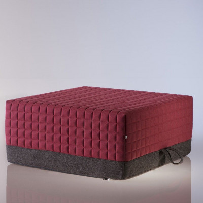 The Ottoman L | Wine-Cold Taupe
