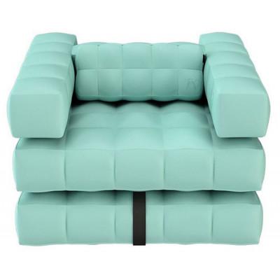 Armchair | Aquamarine Green