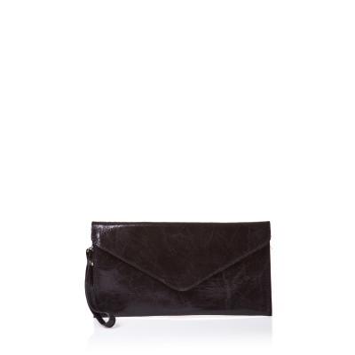 Lederhandtasche 1025-c3   Schwarz
