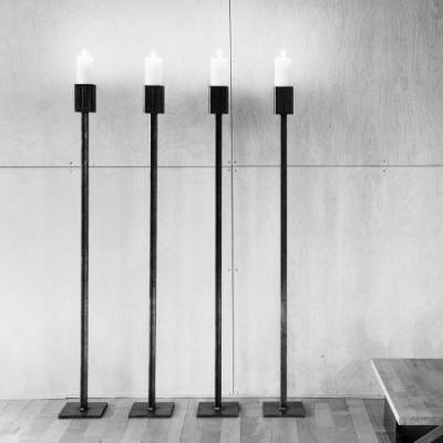 ART Floor Candlestick