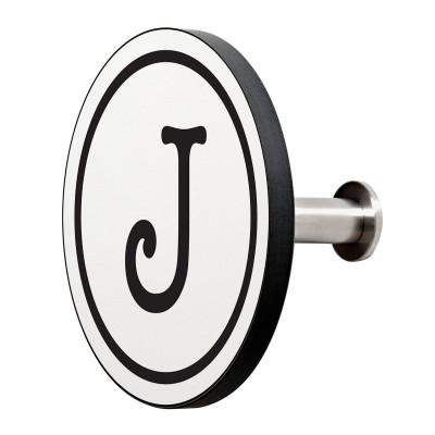 Kleiderhaken Art-Up Letters | J